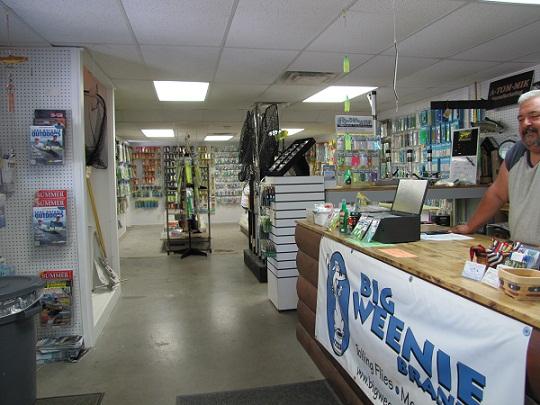 Jon's store inside